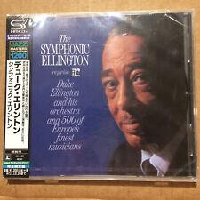 Duke Ellington : The Symphonic Ellington (Japanese Edition CD with Obi)