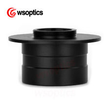 Nikon trinocular microscope phototube c-mount adapter eclipse smz Leica, Leitz