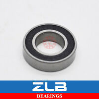 10Pcs 6201-2RS 6201RS  Rubber Sealed Deep 12 x 32 x 10mm Groove Ball Bearings