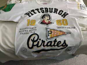 Commemorative 1960 Pittsburgh Pirate World Championship shirt