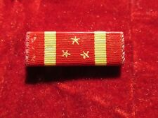US Navy USN  USMC US Marines 1/2 inch ribbon bar pin back Philippine Defense