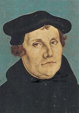 Kunstkarte: Lucas Cranach d. Ä. - Porträt Martin Luther