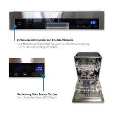 Premium Geschirrspüler GSI 60 cm EEK A+++ teilintegrierbar LCD und Touch- Einbau