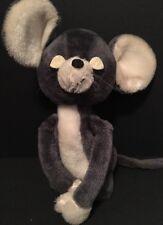 Vintage Dakin 1976 Mice Huggers Mouse Stuffed Hugging Plush Toy RARE