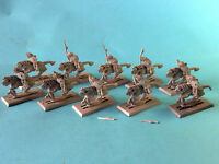 *RPG/Rol - Mogol Cavalry/Golden Horde of Forgotten Realms - Metal  Damaged RL23