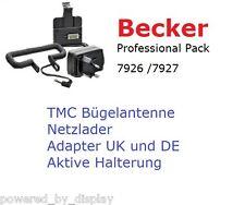 Becker Professional Pack TA7927/7926 Netzteil,TMC & Halterung