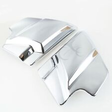 Chrome L/R Side Cover Panel Fit For Harley Touring Electra Road Glide 2009-2016