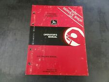 John Deere Spitfire Snowmobile Operator's Manual   OM-M69088 Issue E1