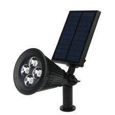 Artículos de iluminación de jardín solar 4-5 luces plástico