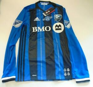 adidas Montreal Impact MLS Jerseys for sale | eBay