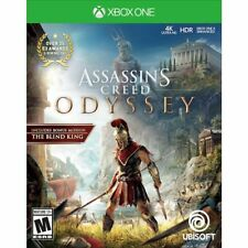Assassins Creed Odyssey (Xbox One XB1) Brand New Factory Sealed