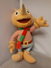 "Bob the Builder SPUD THE SCARECROW 10"" Plush Stuffed Animal Toy"