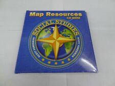 Scott Foresman Social Studies Map Resources CD-ROM