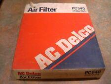 AC Delco Luftfilter PC 540 für Opel kadett E Daewoo wie Mann 2598