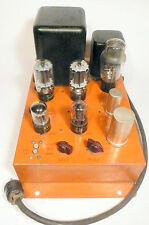 ROCK-OLA 1436 * part:  Tested / Working 17360--A   AMPLIFIER w/ 2 AUDIO IMPUTS