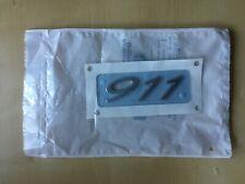 Genuine Porsche 911 Chrome Emblem Script 991 Carrera 2013-2018+ 99155923102
