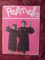 RARE PELL MELL magazine June 1939 LSU L.S.U. Louisiana Graduation Issue