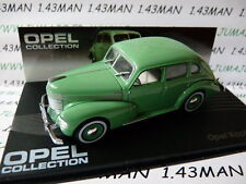 voiture 1/43 IXO eagle moss OPEL collection : KAPITAN 38 1938/1940