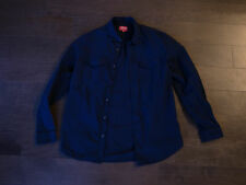 Supreme Button-up Navy Large FW14