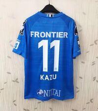 19 Japan J league Yokohama FC home KAZU Size XL