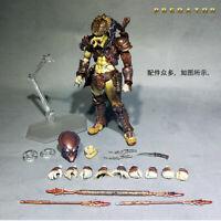 Max Factory Figma Series SP-109 Predator Takayuki Takeya Ver Action Figure