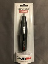 Conair NE150 Nose & Ear Hair Trimmer Battery Operated Travel Cutting System NEW