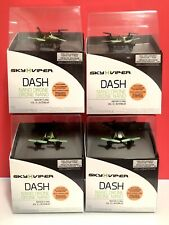 Sky Viper DASH  Nano Drone - LOT of 4 New / Sealed box