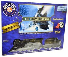 Lionel Polar Express Battery Operated G Gauge Brand New Train Set - Local Pickup
