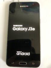 Samsung Galaxy J3 (6)- 8GB - Black (EE) Smartphone