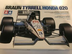 1/20 Tamiya Braun Tyrrell