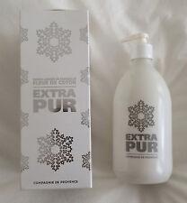 Compagnie De Provence Extra Pur FLEUR DE COTON Savon Liquide de Marseille NIB