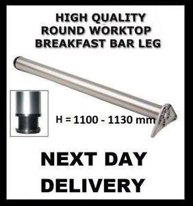 1100 mm Adjustable Breakfast Bar Kitchen leg Worktop Support