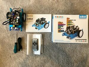 Makeblock Mbot Educational Robot (Arduino, Bluetooth) - Blue
