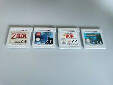 Nintendo 3 DS jeux ZELDA, LEGO Harry Potter, NEED FOR SPEED & Dinosaures 3D