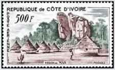 Timbre Cote d'Ivoire PA24 ** (30320) - cote : 14 €