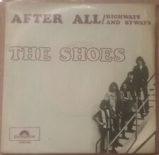 RARE 45t 7'' THE SHOES AFTER ALL POLYDOR  BELGIUM PRESS BEAT ROCK RCA 6? TBE