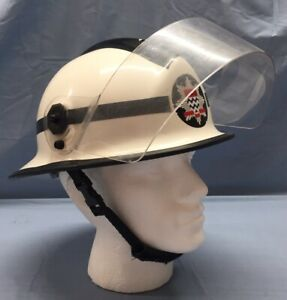 London Fire Brigade Helmet 1990's Firefighter Helmet Fireman Helmet
