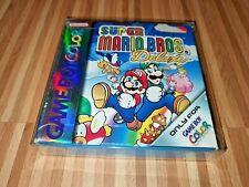 Super Mario Bros. Deluxe (Nintendo Game Boy Color, 1999) - Komplett!