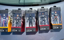 STAR WARS Black Series 2021 WAVE 4 SET - ALL 5 - BO-KATAN ASAJJ BAD BATCH - MINT