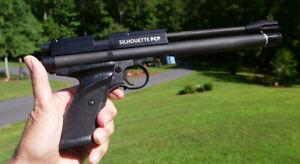 Model 1700P .177 Pre Charged Pneumatic Bolt Action Pistol Airgun Powerful Mint