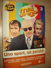 DVD N°3 MAI DIRE STORY METAS FENÓMENOS DE TV BANDA DE GIALAPPA BANDA UNO DEPORTE