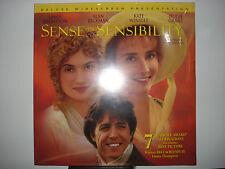 Sense & Sensibility 1995 LBX LaserDisc NEW Emma Thompson Kate Winslet Hugh Grant