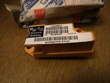 Neuf Origine FIAT BRAVO BRAVA MAREA AIRBAG CRASH Sensor 46538037
