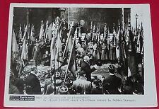RARE PHOTO PARIS-SOIR 1936 FETE ARMISTICE PRESIDENT LEBRUN TOMBE SOLDAT INCONNU