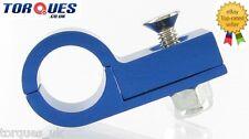 AN -8 (AN8) Blue TEFLON 13.5mm O.D Hose Clamp P Clip
