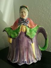 """LITTLE OLD LADY"" TEAPOT MADE IN ENGLAND"