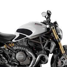 Seiten-Tankpad Ducati Monster 1200/ S 14-16 Motea Grip Pad Seite schwarz