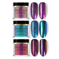 3 Boxes 10ml BORN PRETTY Dip Dipping Powder Chameleon Nail Polish Starter Kit