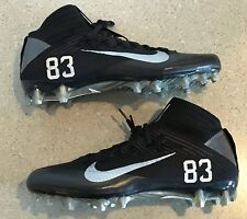 10cd93c5d Nike Customized ID  83 Vapor Untouchable II Football Cleats Mens 11  824470-002