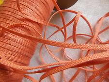 biais vintage ruban plat cordon rose Azalée lacet corsage 10 mètre